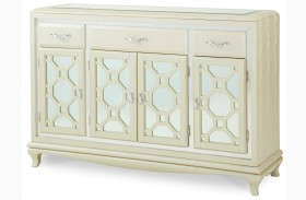 After Eight Pearl Croc Sideboard