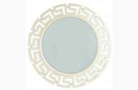 After Eight Pearl Wall Mirror