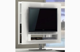 Amora Lacquer Swivel TV Unit