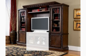 North Shore Entertainment Wall Unit - Without Console