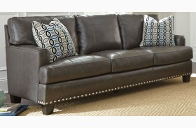 Patrese Leather Sofa