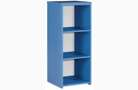Bronilly Blue Bookcase