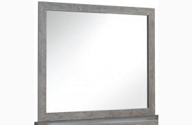 Culverbach Gray Bedroom Mirror