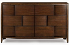 Nova Six Drawer Dresser