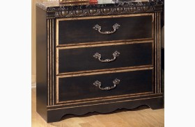 Coal Creek 3 Drawer Night Stand