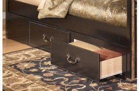 Coal Creek Underbed Storage Trundle