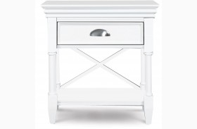 Kasey Open Nightstand