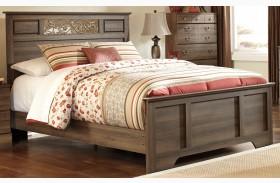 Allymore Queen Panel Bed