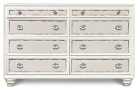 Diamond Drawer Dresser
