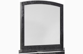 Amrothi Black Bedroom Mirror
