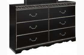 Navoni Black Dresser