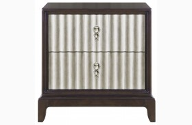 Gramercy Sable Wood Drawer Nightstand