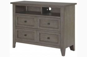 Talbot Driftwood Media Chest