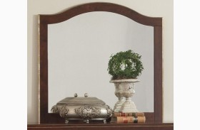 Chanlyn Reddish Brown Bedroom Mirror