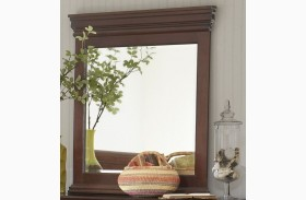 Chateau Vintage Cherry Vertical Mirror