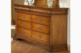 Shenandoah American Oak 8 Drawer Dresser