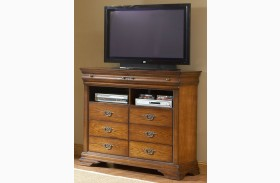 Shenandoah American Oak 8 Drawer HD Chest,