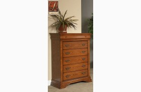 Shenandoah American Oak 6 Drawer Chest