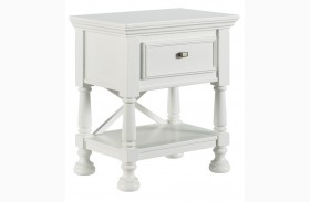 Kaslyn One Drawer Nightstand
