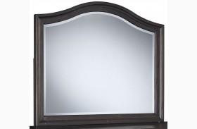 Sharlowe Charcoal Bedroom Mirror