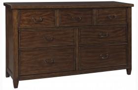 Chaddinfield Brown Dresser