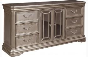Birlanny Silver Dresser