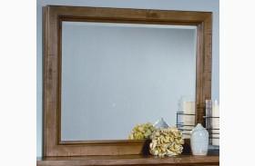 Timber Mill Oak Chesser Mirror