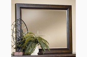 Timber Mill Pine Chesser Mirror