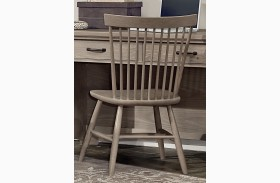 Transitions Driftwood Oak Desk Chair