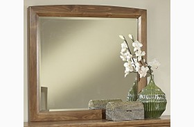 Transitions Dark Oak Landscape Mirror
