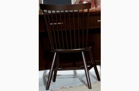 Transitions Merlot Desk Chair