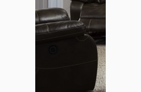 Berlin Walnut Power Recliner