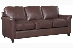 Beverly Brown Sofa
