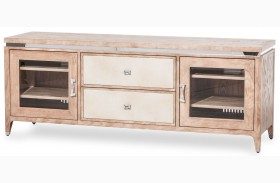 Biscayne West Sand Entertainment Console