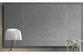 Braga Natural Grey Lacquer Mirror