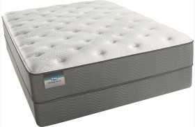 BeautySleep Alexander Heights Tight Top Plush Queen Size Mattress with Foundation