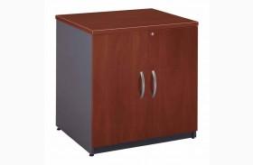 Series C Hansen Cherry 30 Inch Storage Cabinet