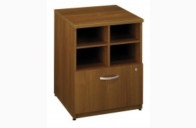 Series C Warm Oak 24 Inch Storage Unit