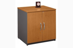Series C Natural Cherry 30 Inch Storage Cabinet