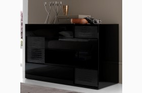 Nightfly Black Dresser