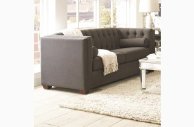 Cairns Charcoal Sofa