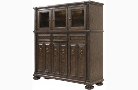 Canyon Creek Vintage Oak Buffet/Server