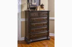 Canyon Creek Vintage Oak Drawer Chest