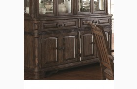 Carlsbad Dark Brown Buffet