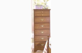 Common Sense Salem Maple 6 Drawer Lingerie Chest
