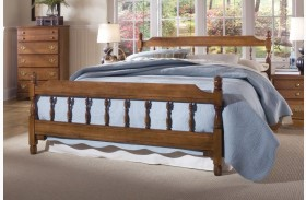 Common Sense Cherry Queen Spindle Bed