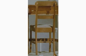 Carolina Oak Golden Oak Chair Set of 2
