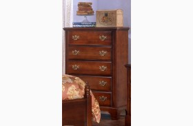 Carolina Classic Cherry 5 Drawer Chest