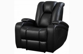 Delange Power Recliner