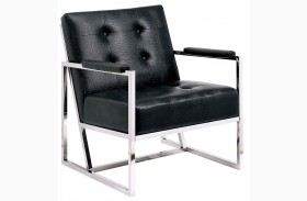 Sienna Black Chair